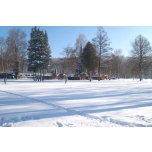 Wintercamping am Pilsensee